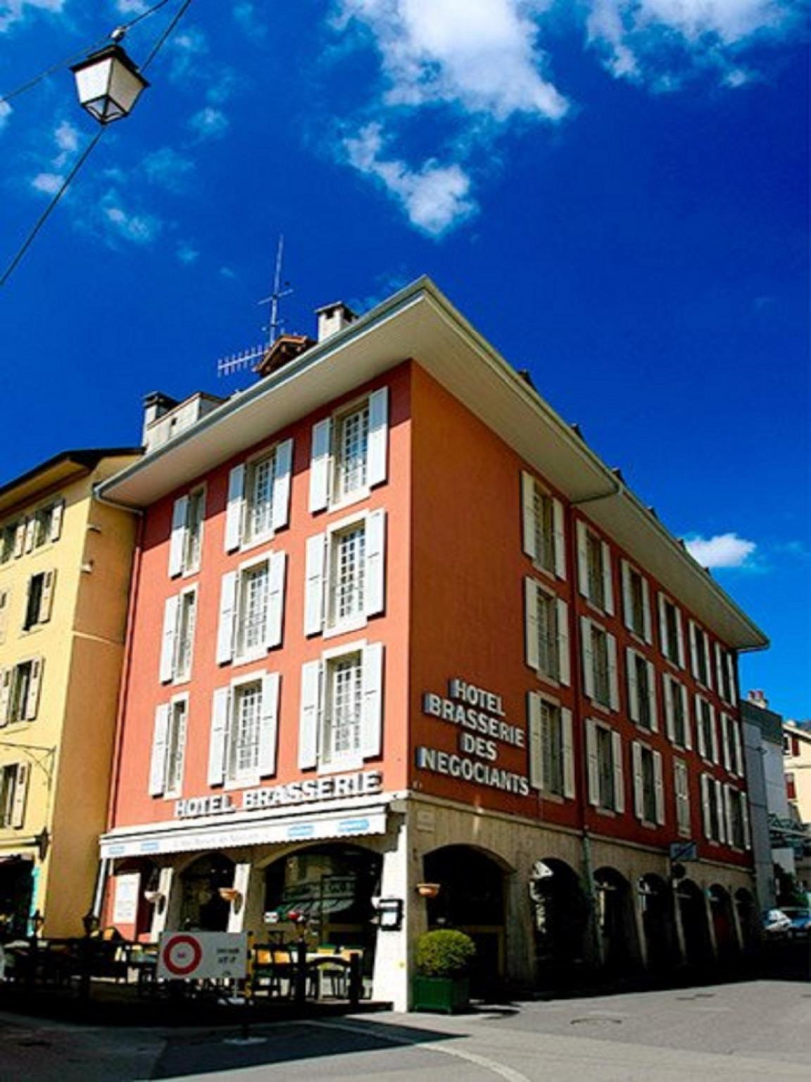 Hotel Restaurant Les Negociants, Pays-d'Enhaut
