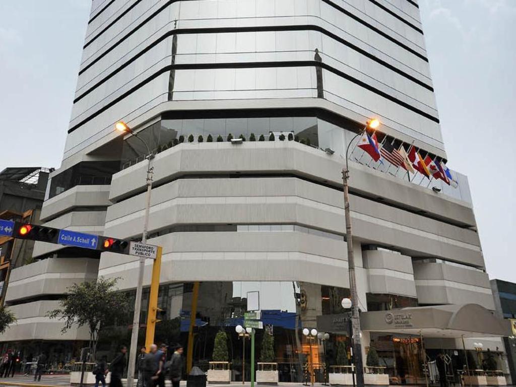 Best Price On Hotel Estelar Miraflores In Lima Reviews
