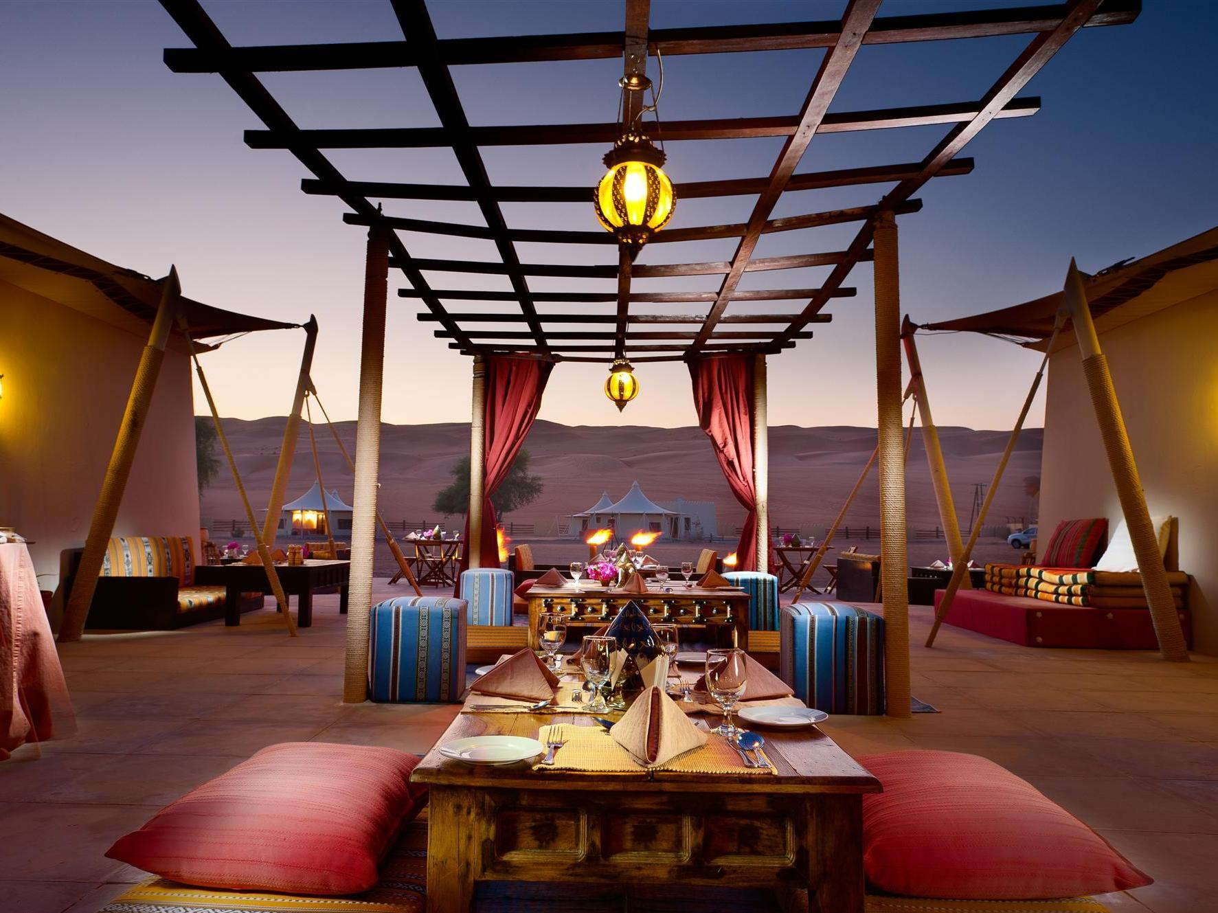 Desert Nights Camp, Biddiya