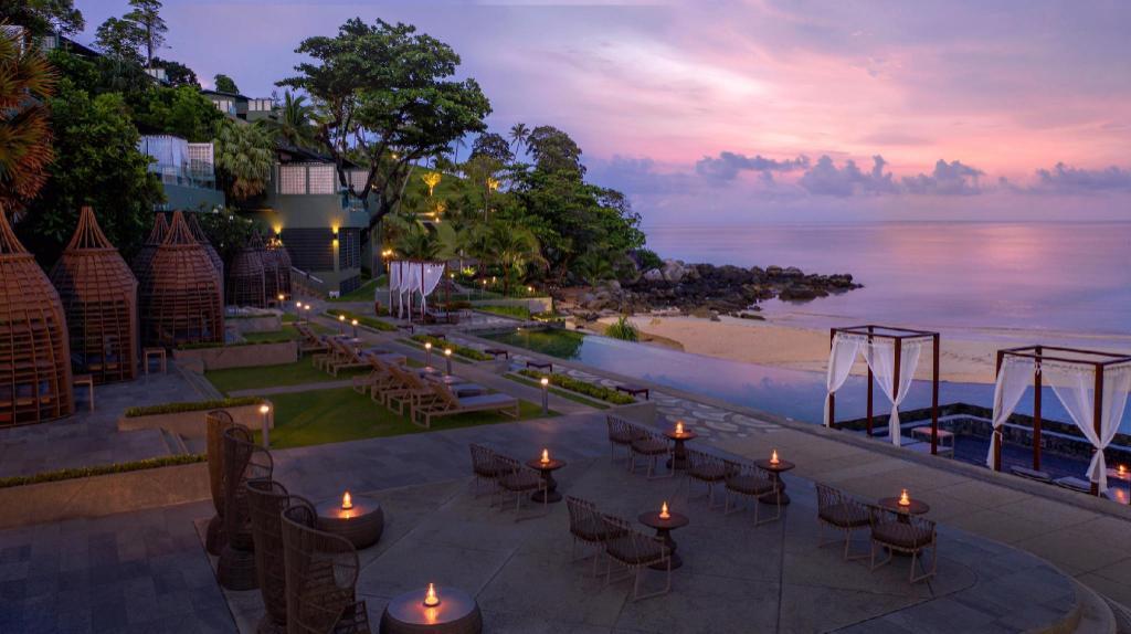 The shore at Katatani Phuket