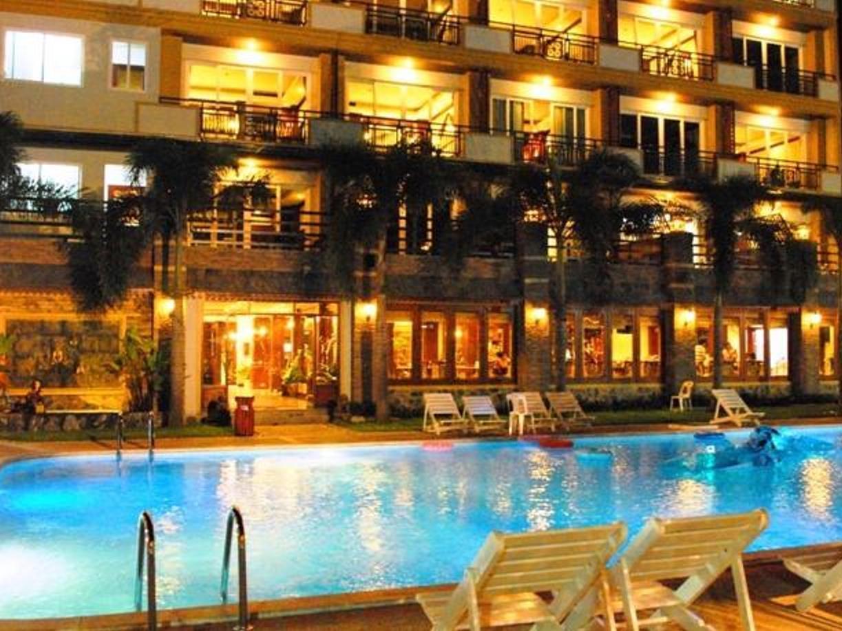 khamvongsa hotel Leuxay Hotel