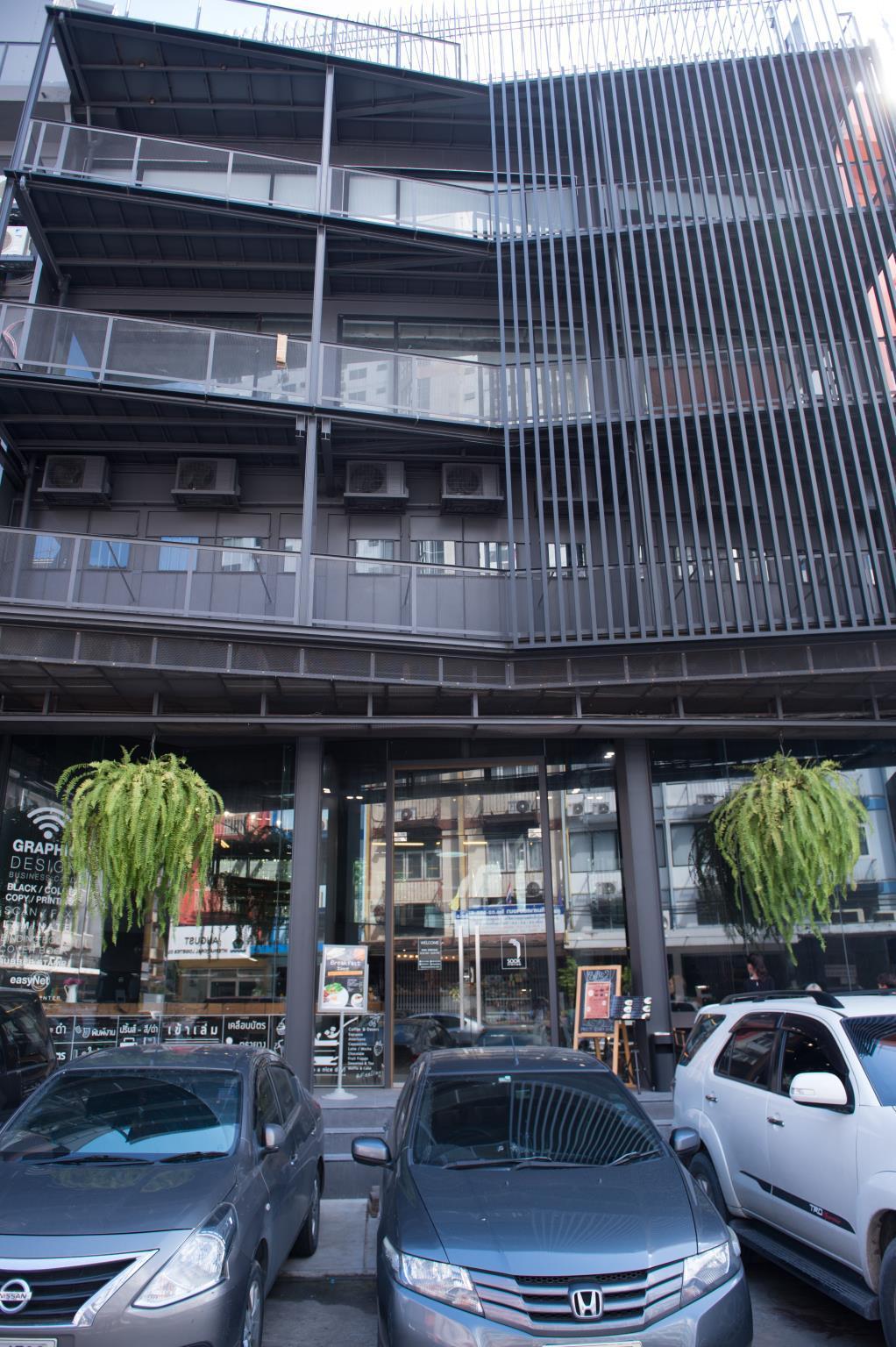 苏克站酒店 (sook station) - 监狱主题特色的酒店 泰国旅游 第1张