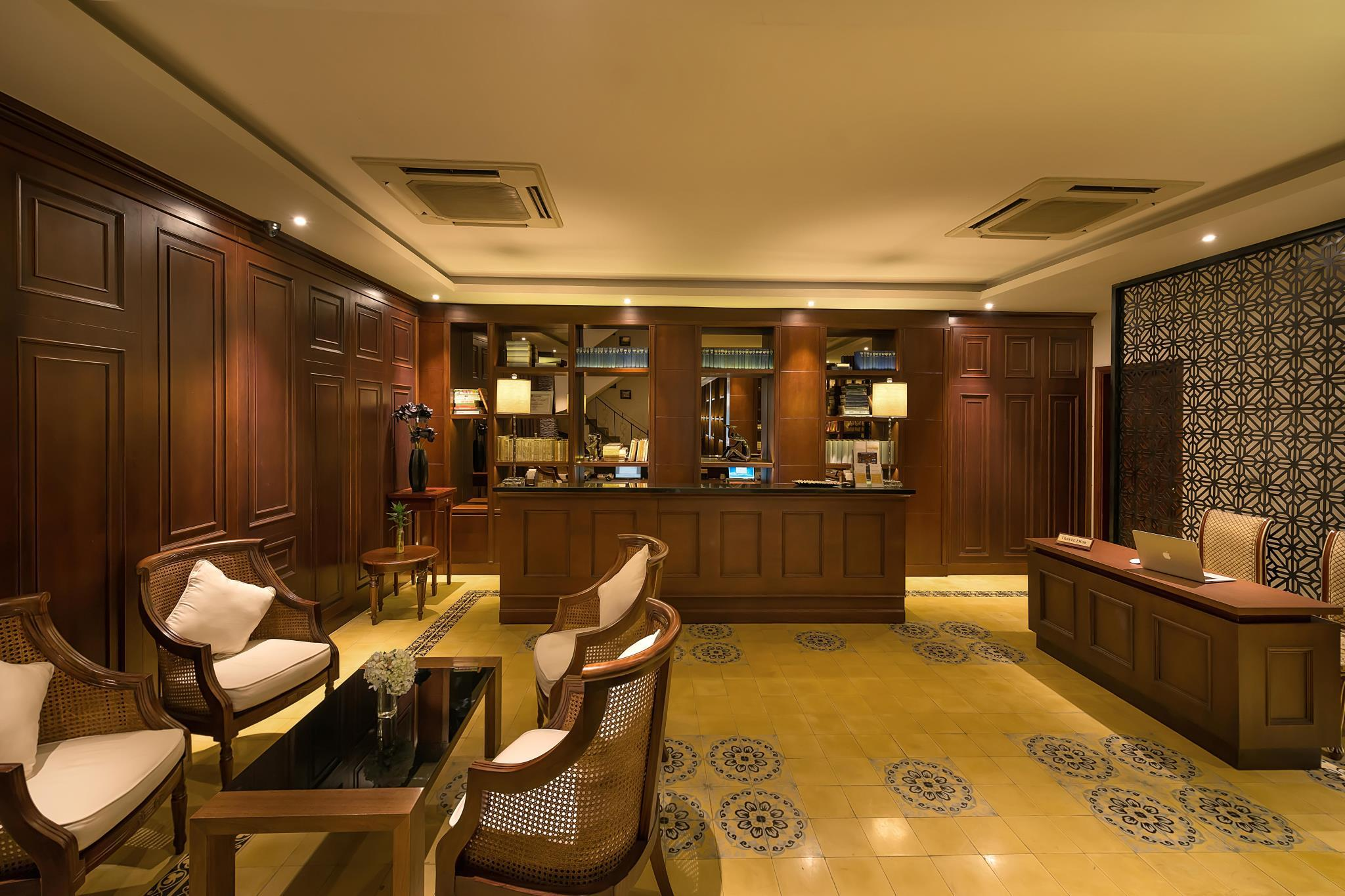 Khách Sạn Elegance Diamond Hà Nội
