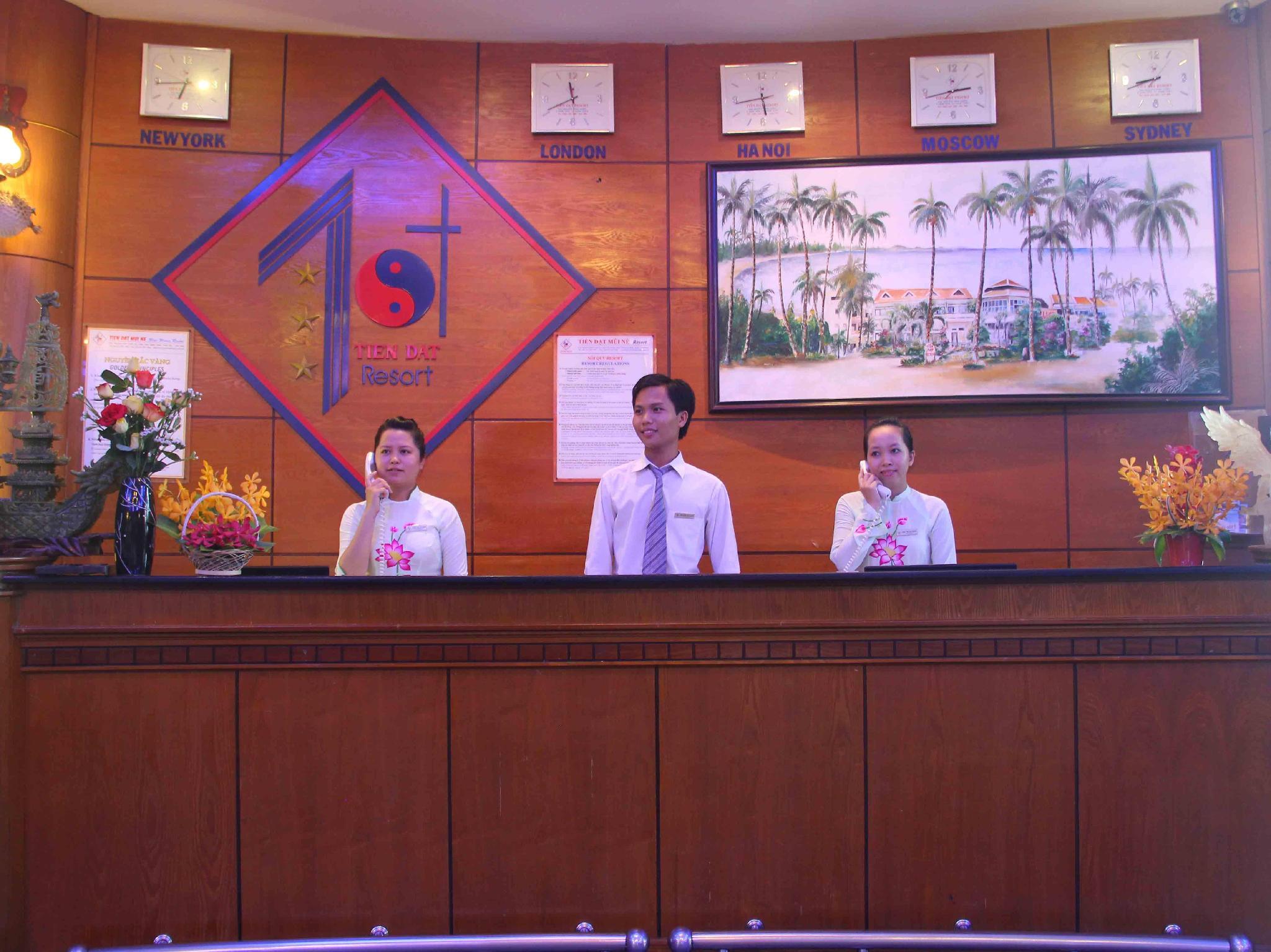 Khách Sạn Tiến Đạt Mũi Né