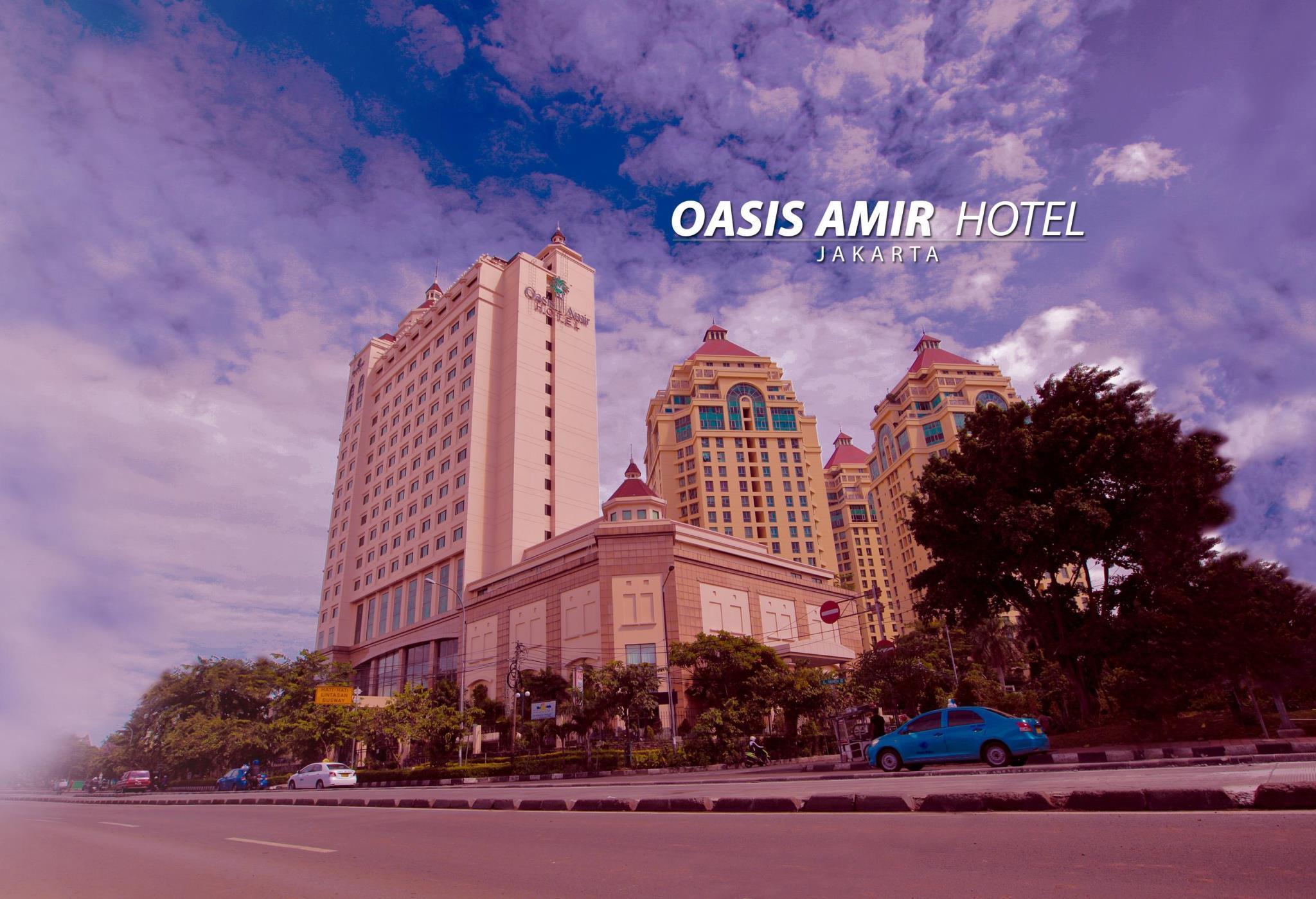 Oasis Amir