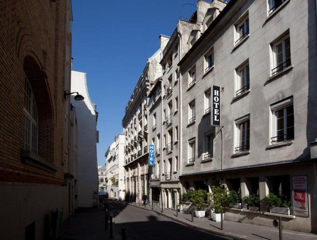 best price on hotel sainte marie in paris reviews. Black Bedroom Furniture Sets. Home Design Ideas