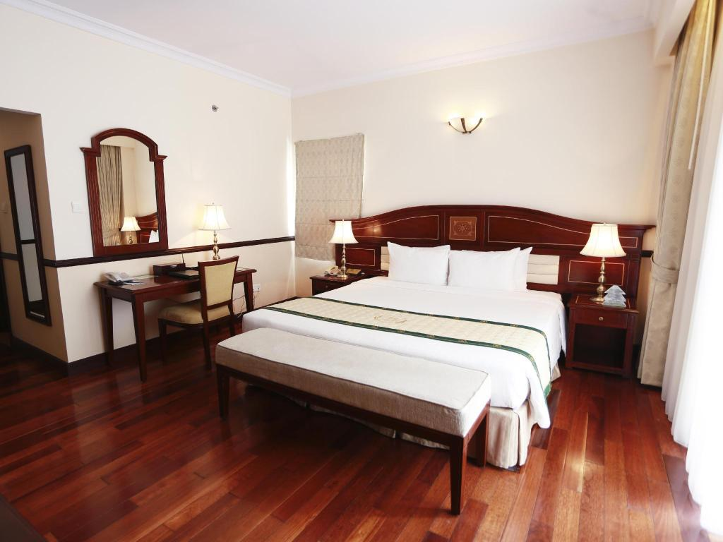 Junior Suite - Phòng nghỉ