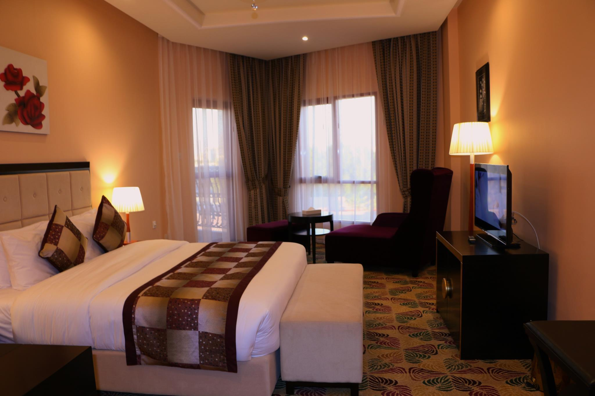 Red Castle Hotel Sharjah,