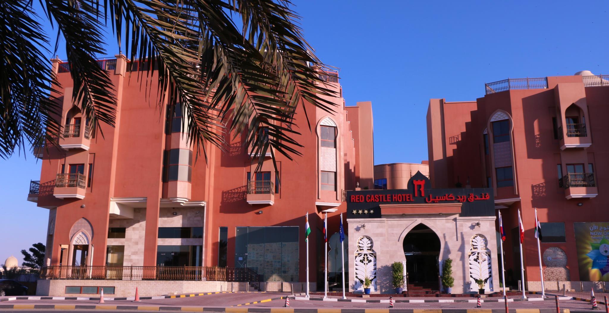 Red Castle Hotel Sharjah