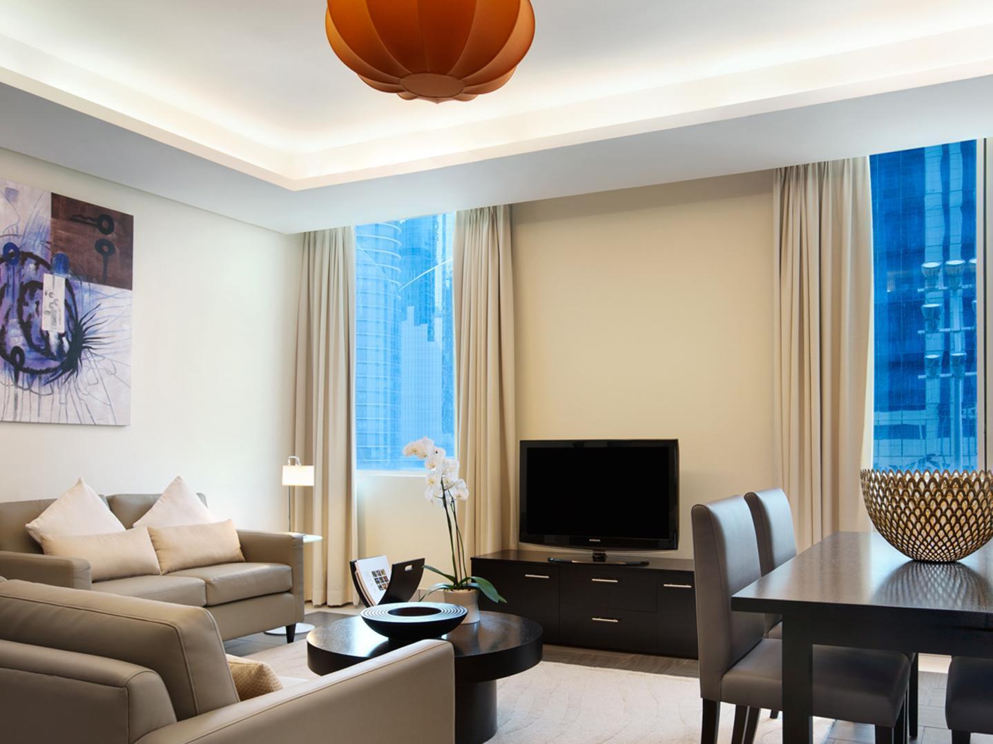 Kempinski Residences & Suites,