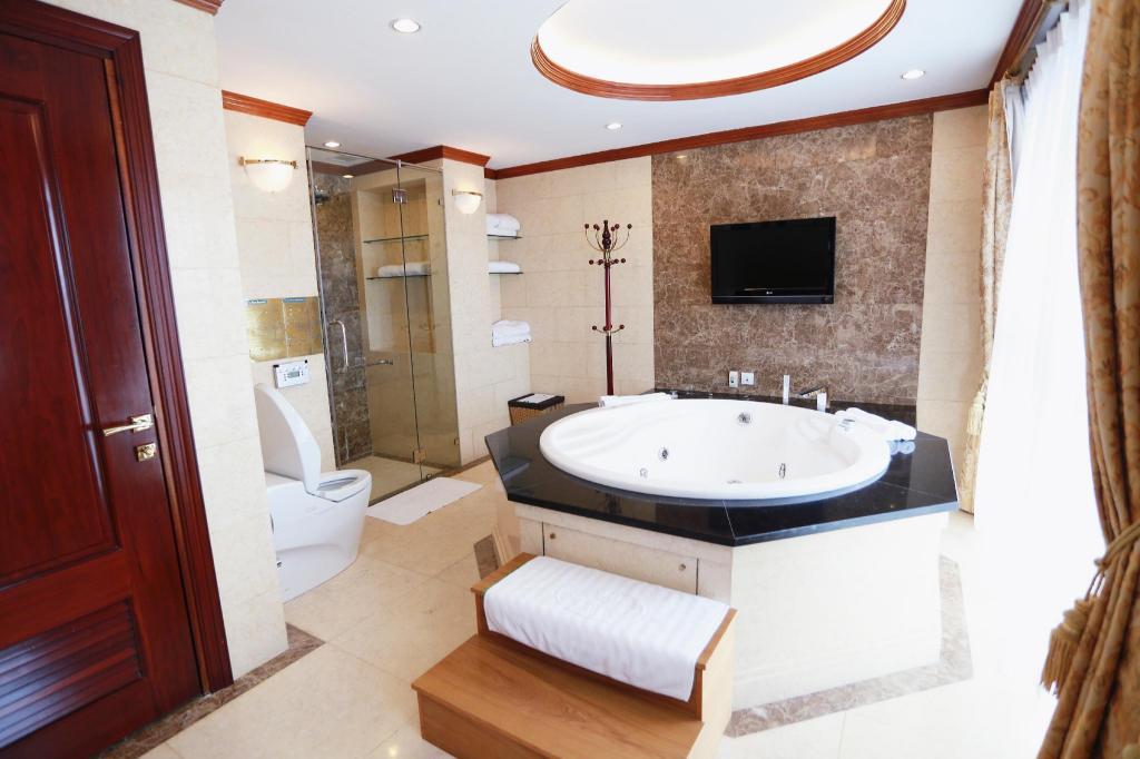 Suite Tổng thống - Phòngtắm