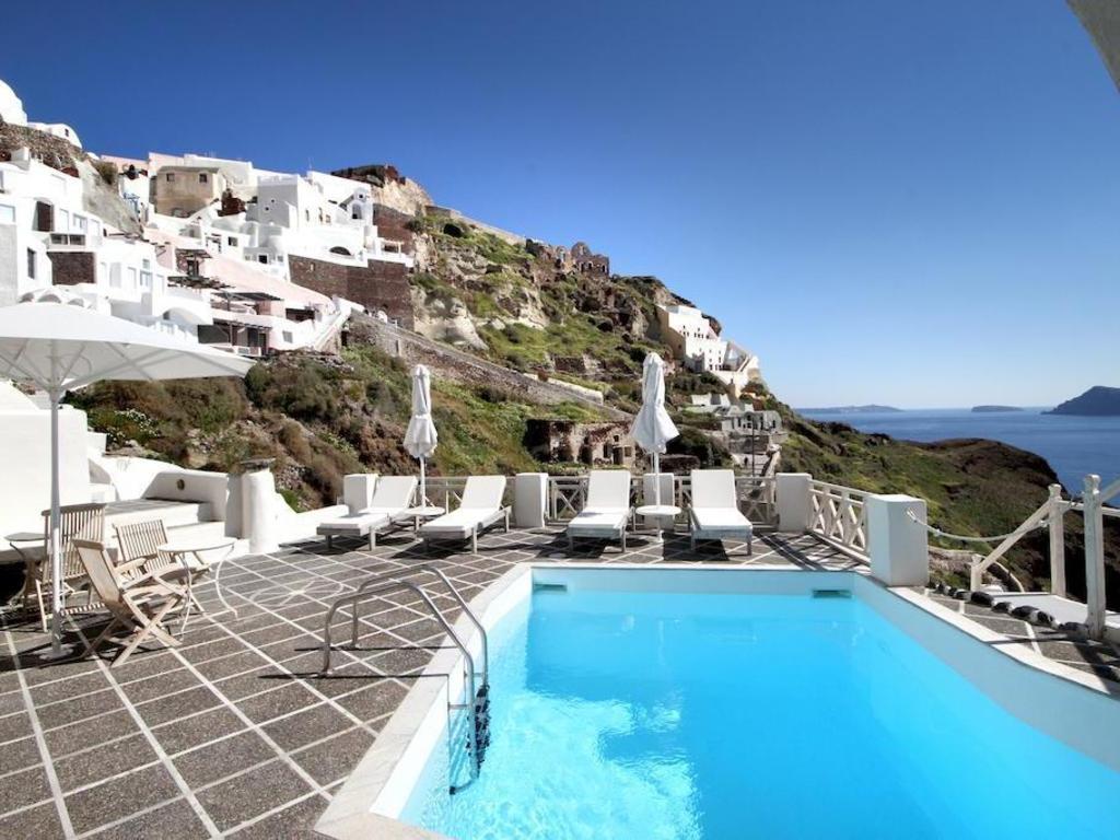 best price on oia mare villas in santorini reviews. Black Bedroom Furniture Sets. Home Design Ideas