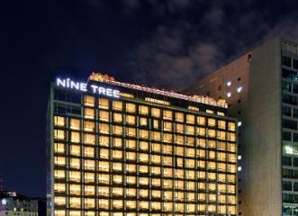 Nove Árvore Premier Hotel Myeong dong 2