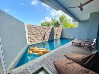 DreamStays langkawi med privat svømmepøl