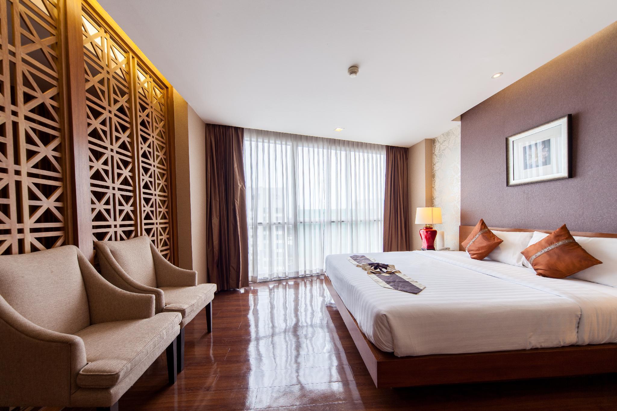 Lantana Resort Hotel, Huai Kwang