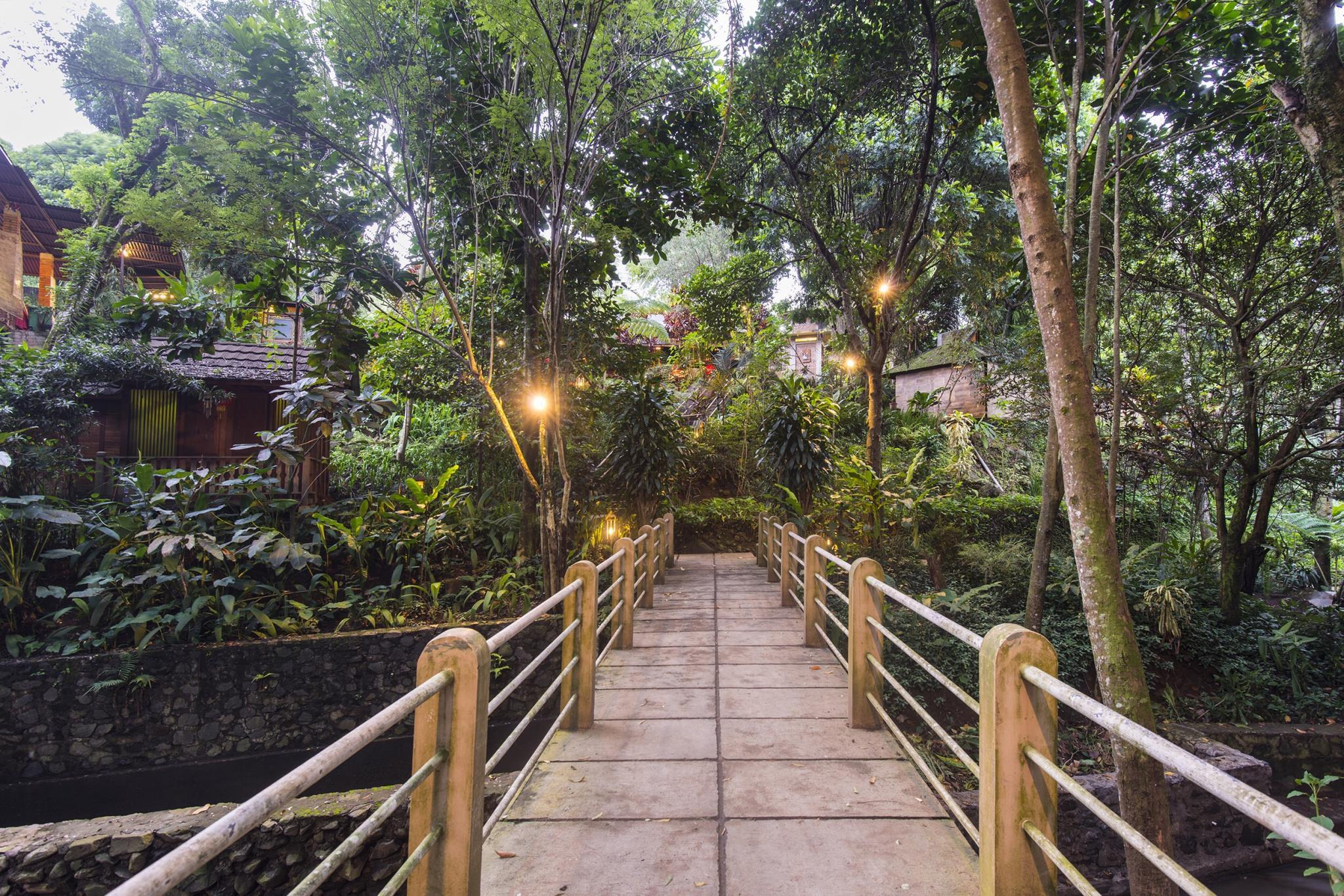 The Cipaku Garden Bandung