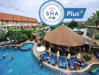 Palmyra Patong Resort (SHA Plus+)