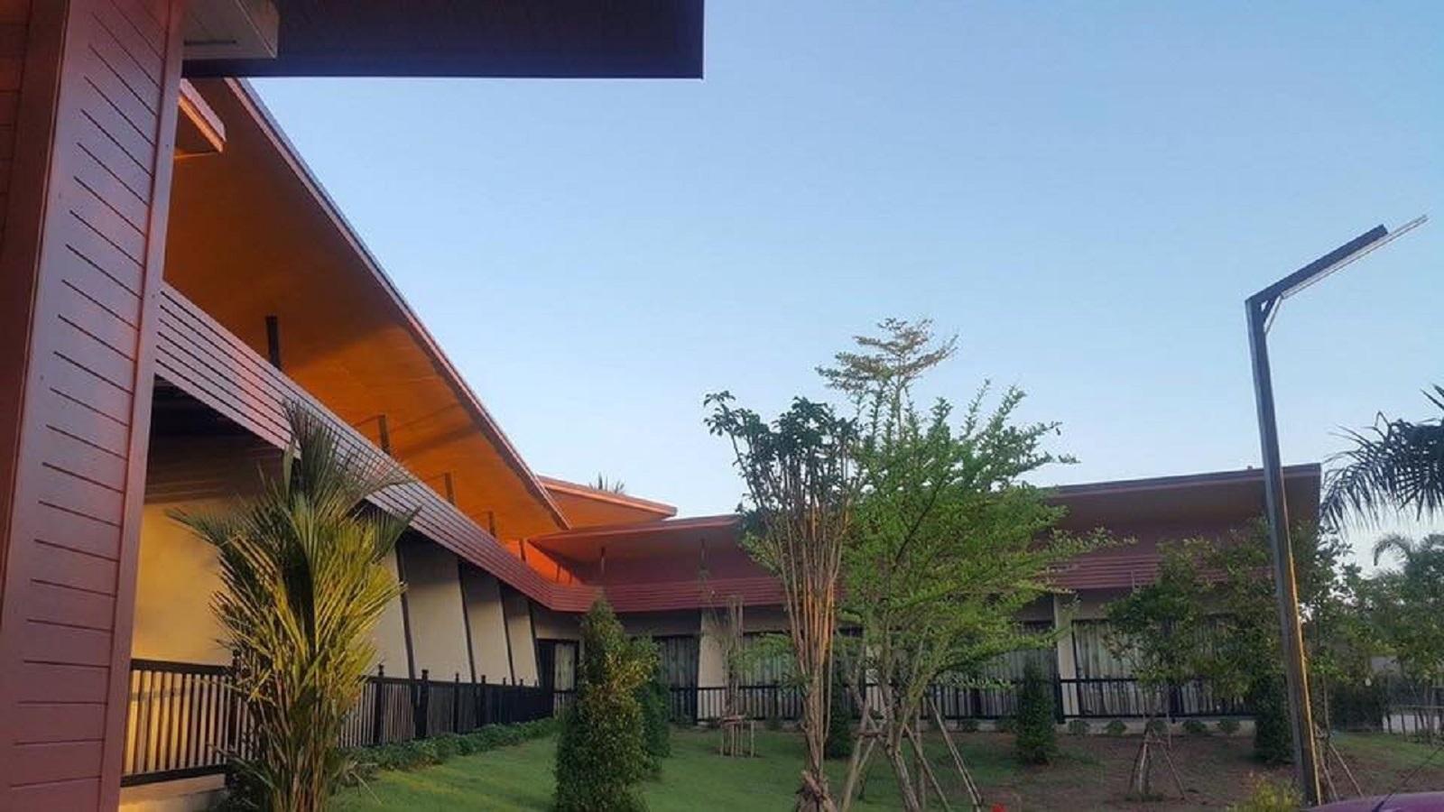 Wuttichoke Hotel Namsom, Nam Som