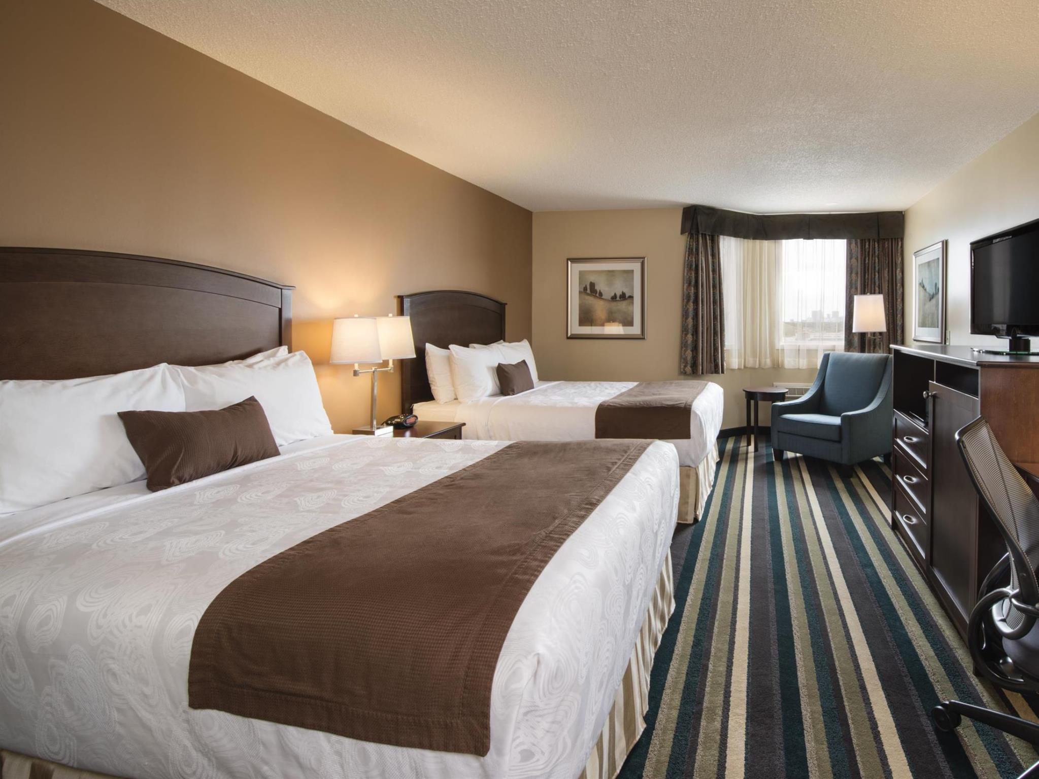Best Western Plus Winnipeg Airport Hotel, Division No. 11