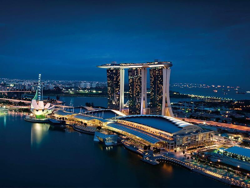 Marina Bay Sands*****