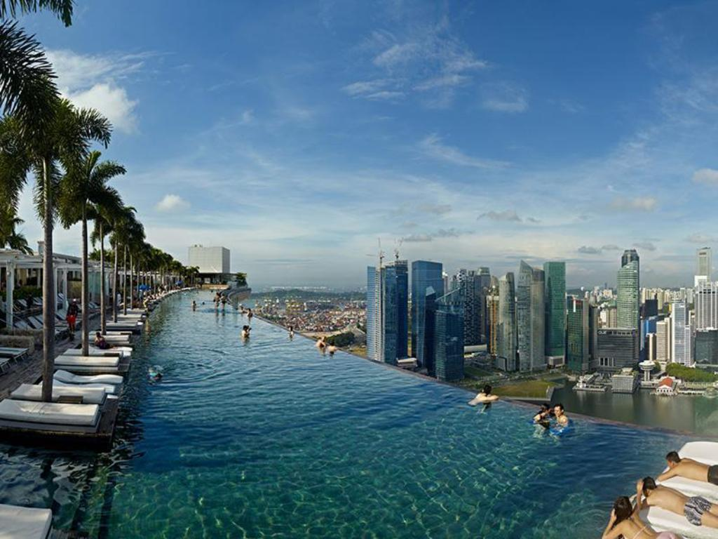 Best Price on Hotel Marina Bay Sands in Singapore  - Agoda