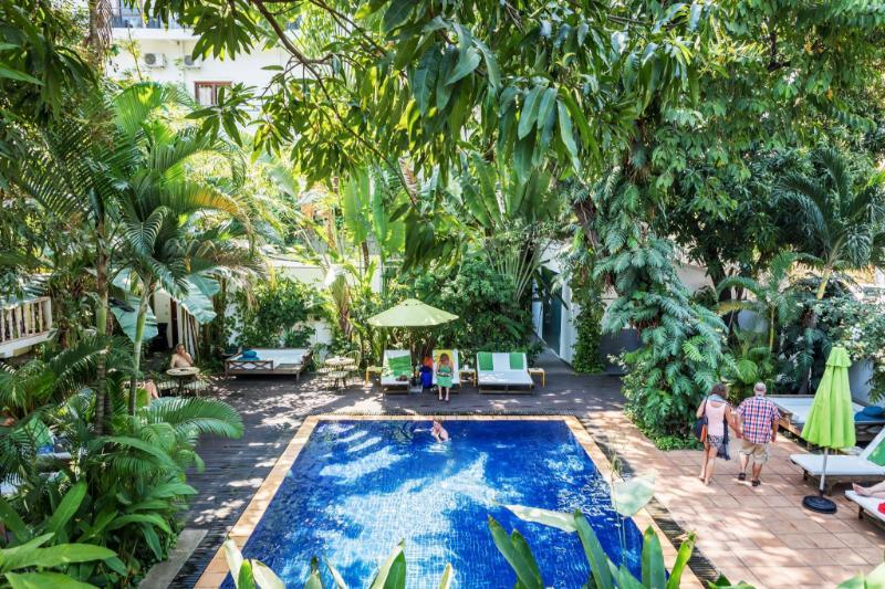 Villa Langka Boutique Hotel