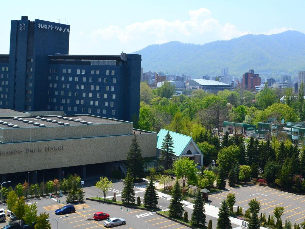 Image result for Sapporo Park Hotel