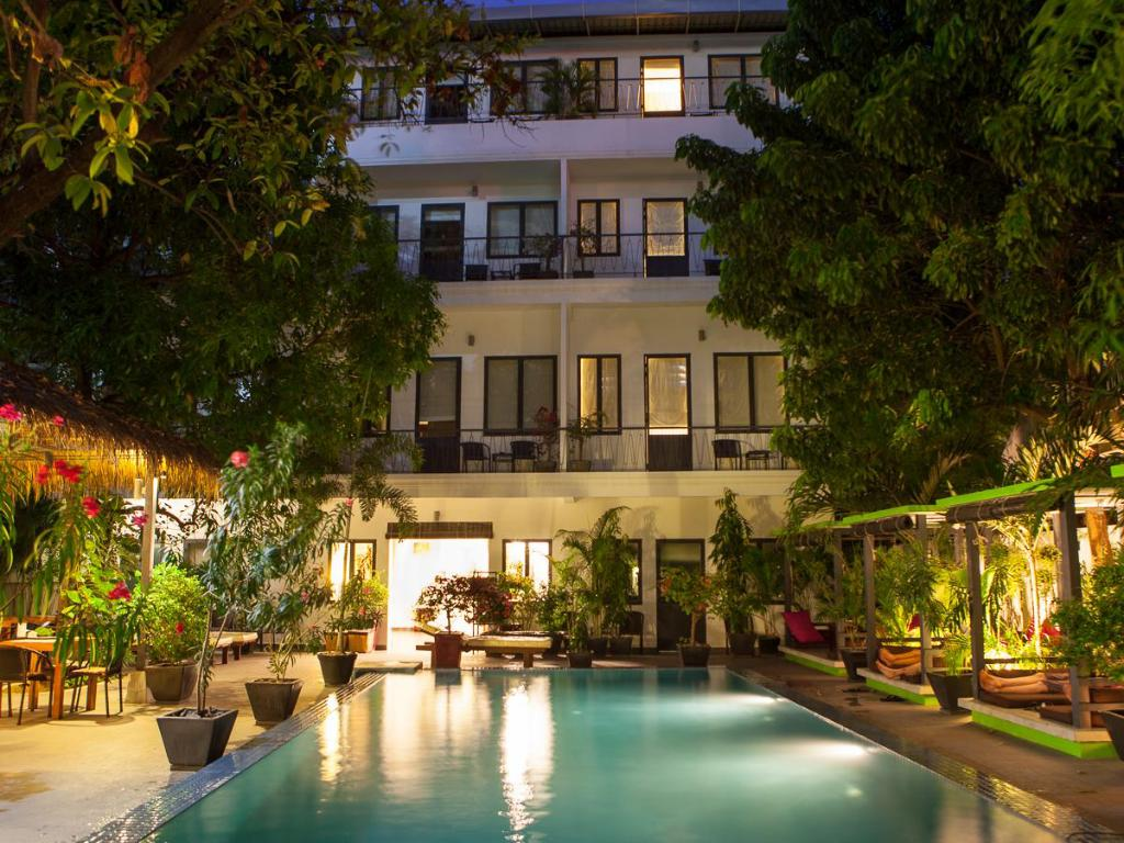 Best price on the 252 hotel in phnom penh reviews for Best boutique hotels phnom penh