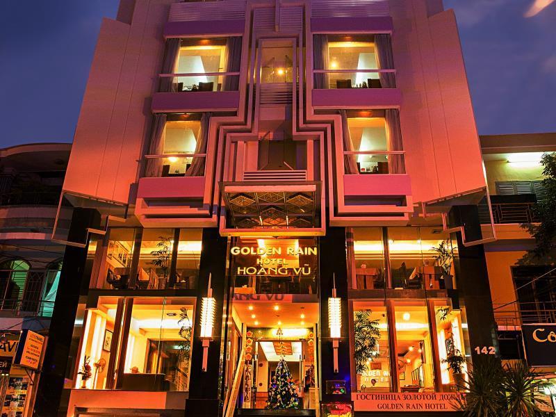 Khách Sạn Golden Rain Nha Trang (Hoàng Vũ Hotel)