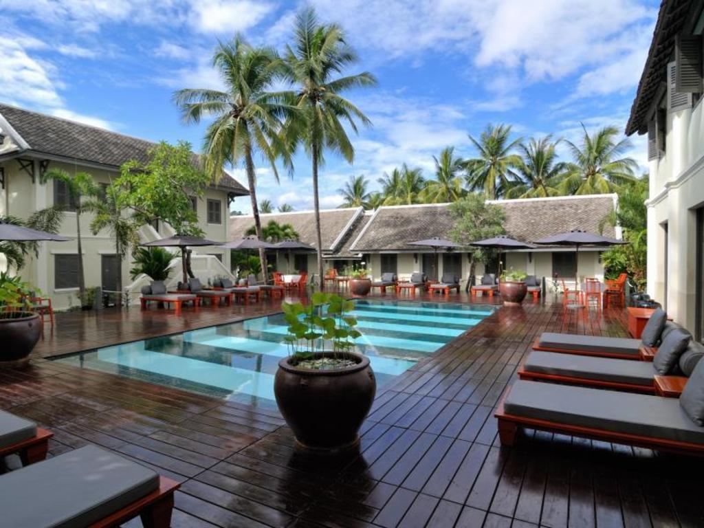best price on villa maly in luang prabang reviews. Black Bedroom Furniture Sets. Home Design Ideas