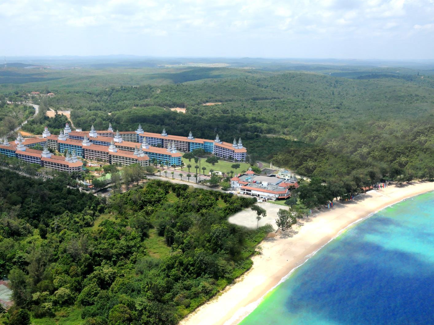 Lotus Desaru Beach Resort & Spa, Kota Tinggi