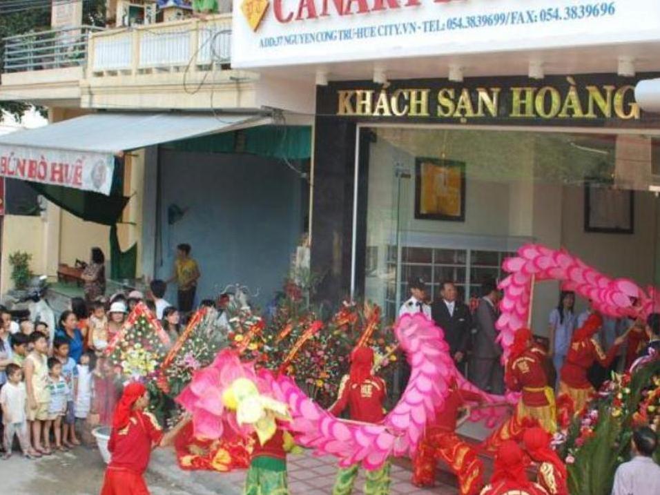 Canary Hue Hotel, Huế