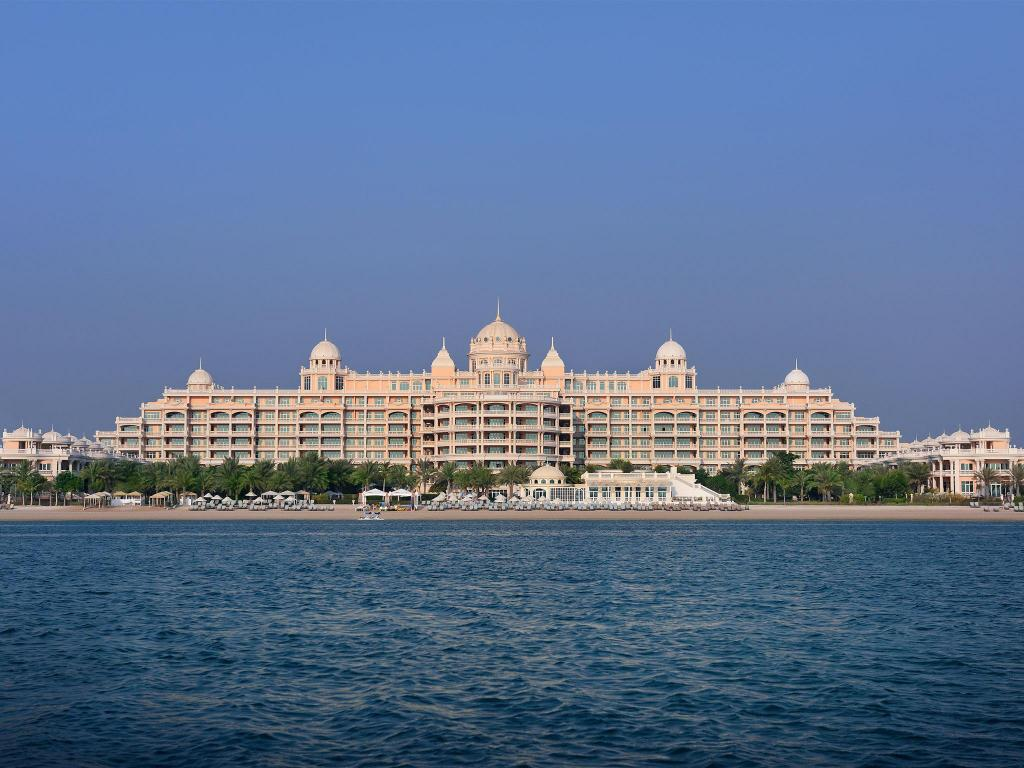 Best price on kempinski hotel residences palm jumeirah for Hotel dubai palm
