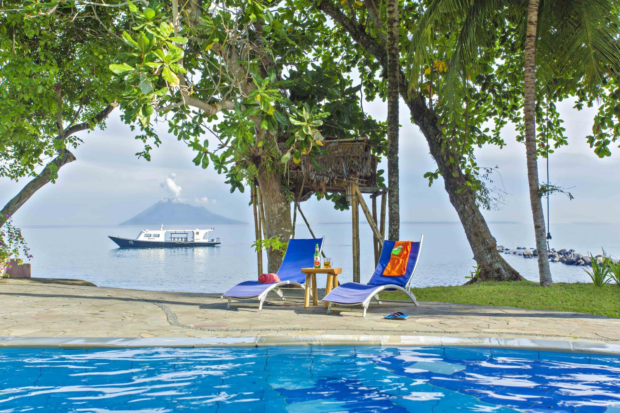 Murex Dive Resort, Manado