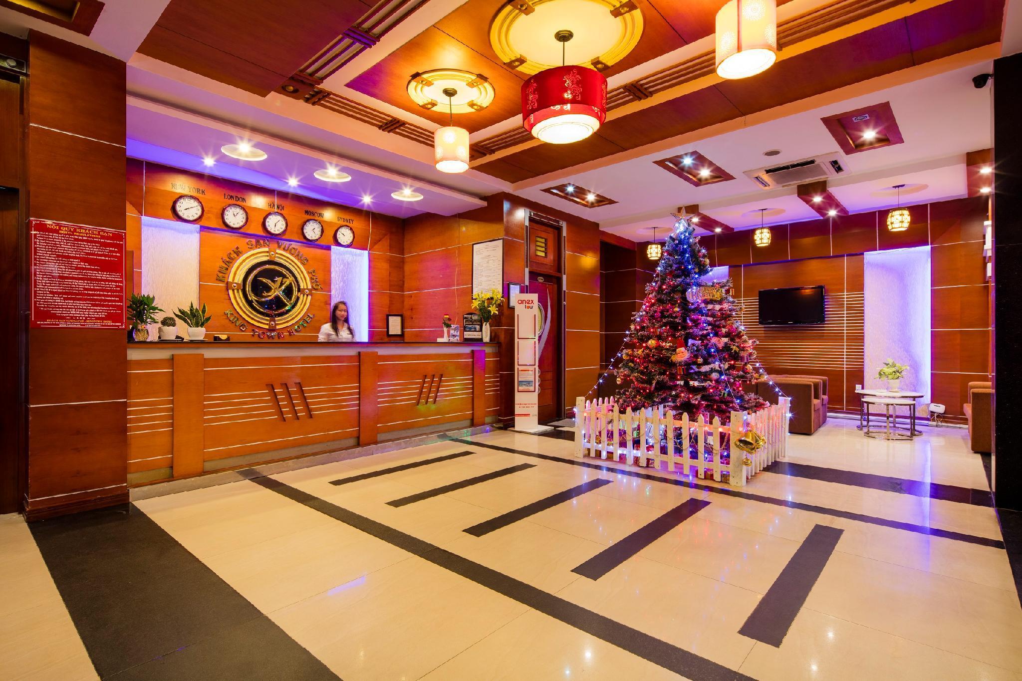 Khách Sạn King Town Nha Trang – Vương Phố Hotel