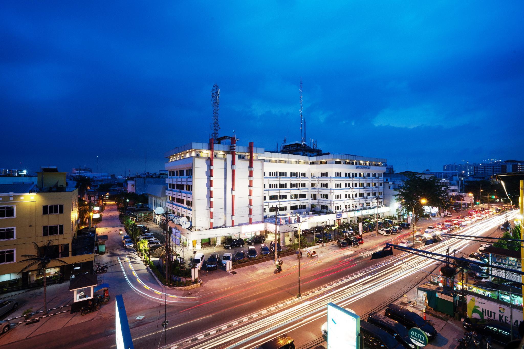Garuda Plaza Medan