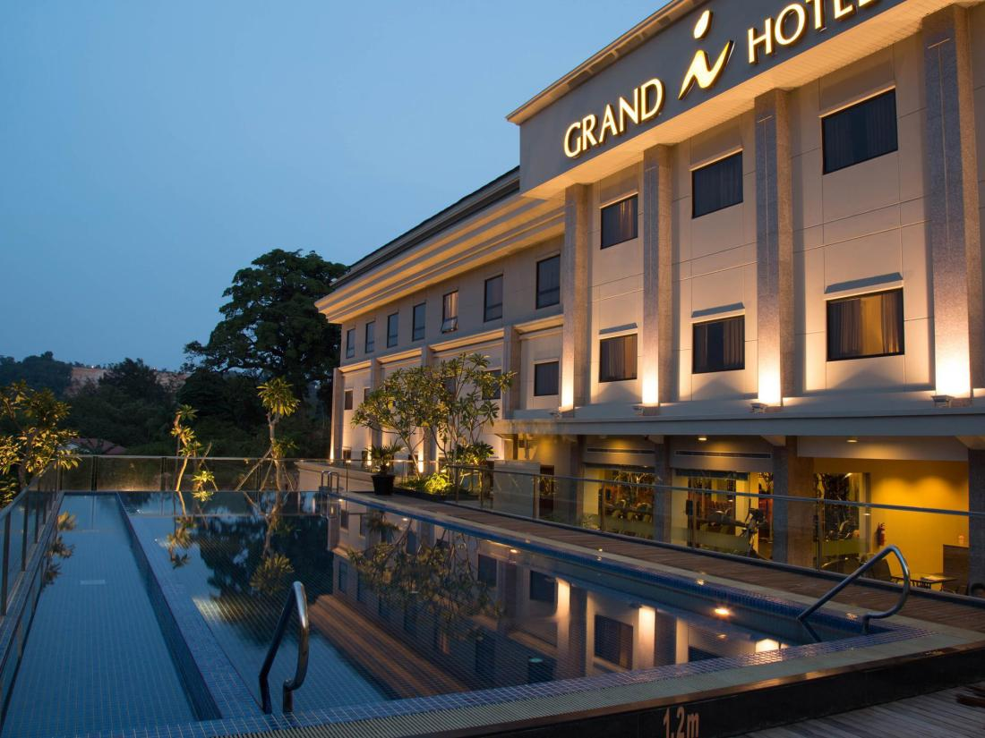 Best Price on Grand I Hotel in Batam Island + Reviews!
