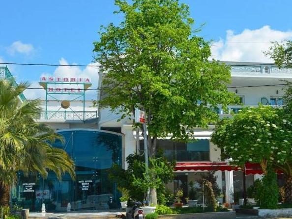 Hotel Astoria, Epirus