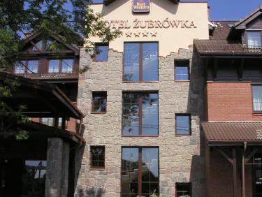 Hotel Zubrowka Spa & Wellness, Hajnówka