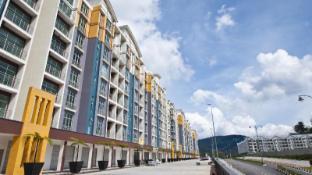 Dreamscape Apartment @ Golden Hills