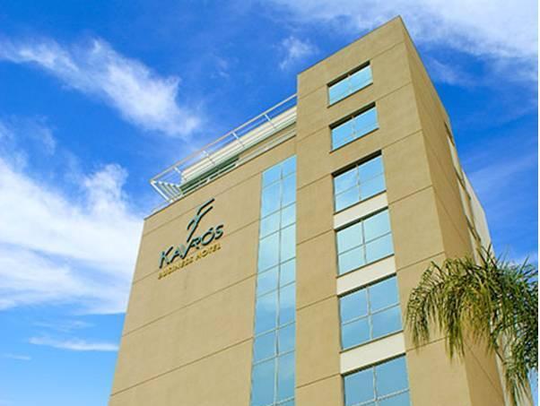 Kayros Business Hotel, Jaraguá do Sul