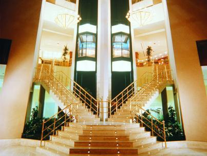 Polat Erzurum Resort Hotel, Merkez
