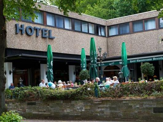 Hotel Rheinterrasse Benrath, Düsseldorf