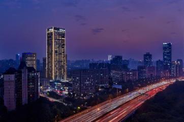 Νέα περιοχή Hilton Chongqing Liangjiang