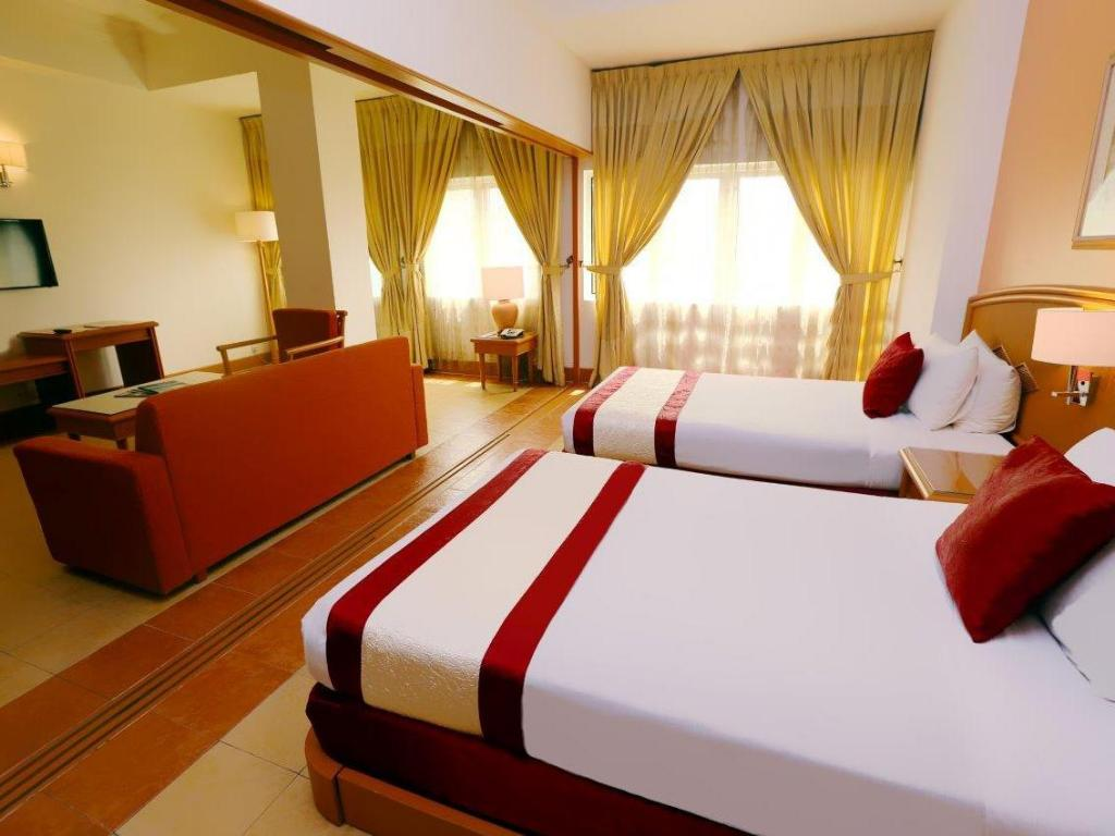 Best Price On M Suites Hotel In Johor Bahru Reviews