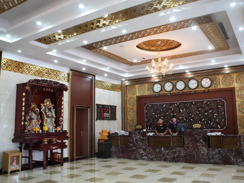 チンダオ キゥリン ホテル