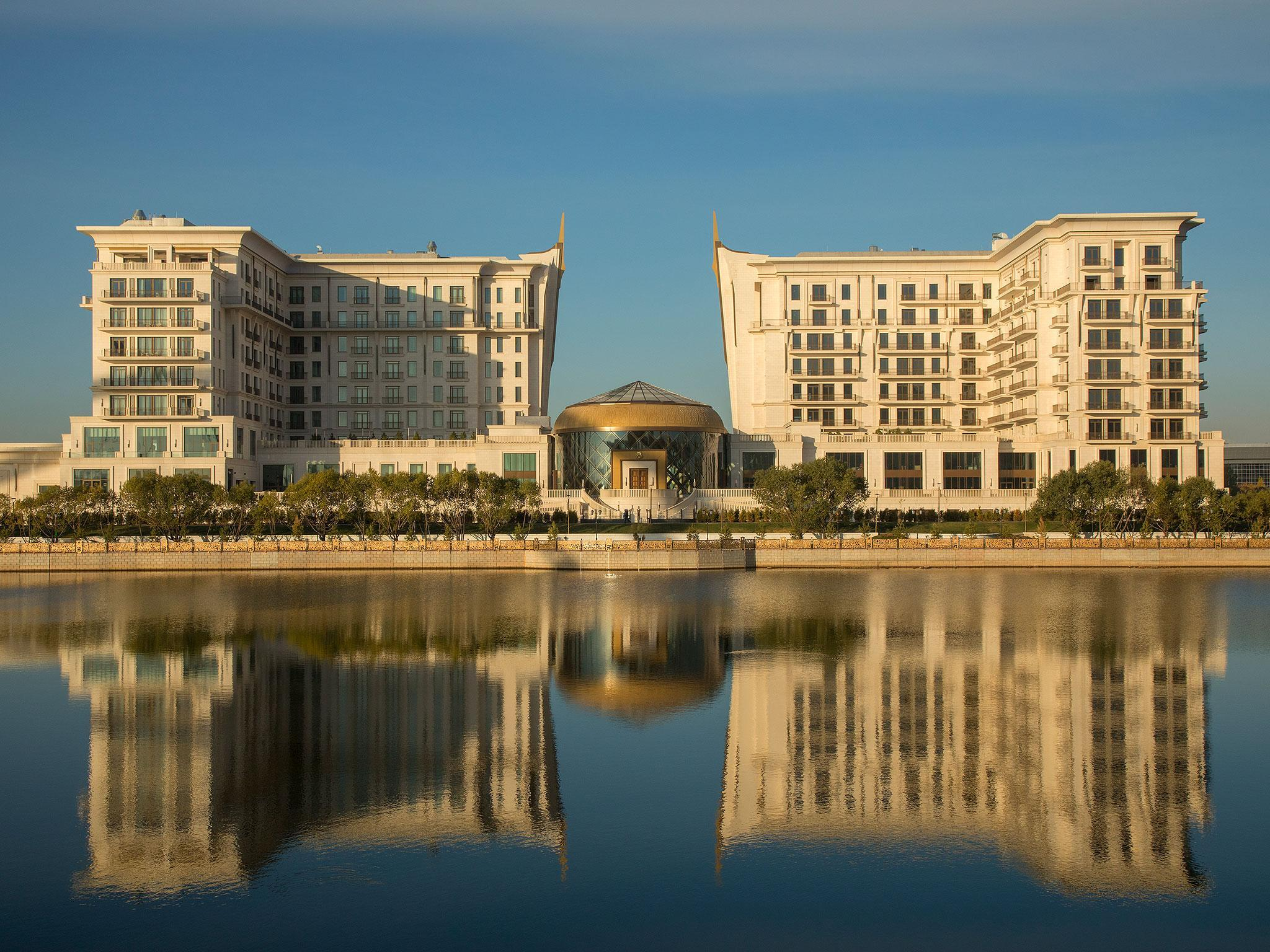 The St. Regis Astana, Tselinogradskiy