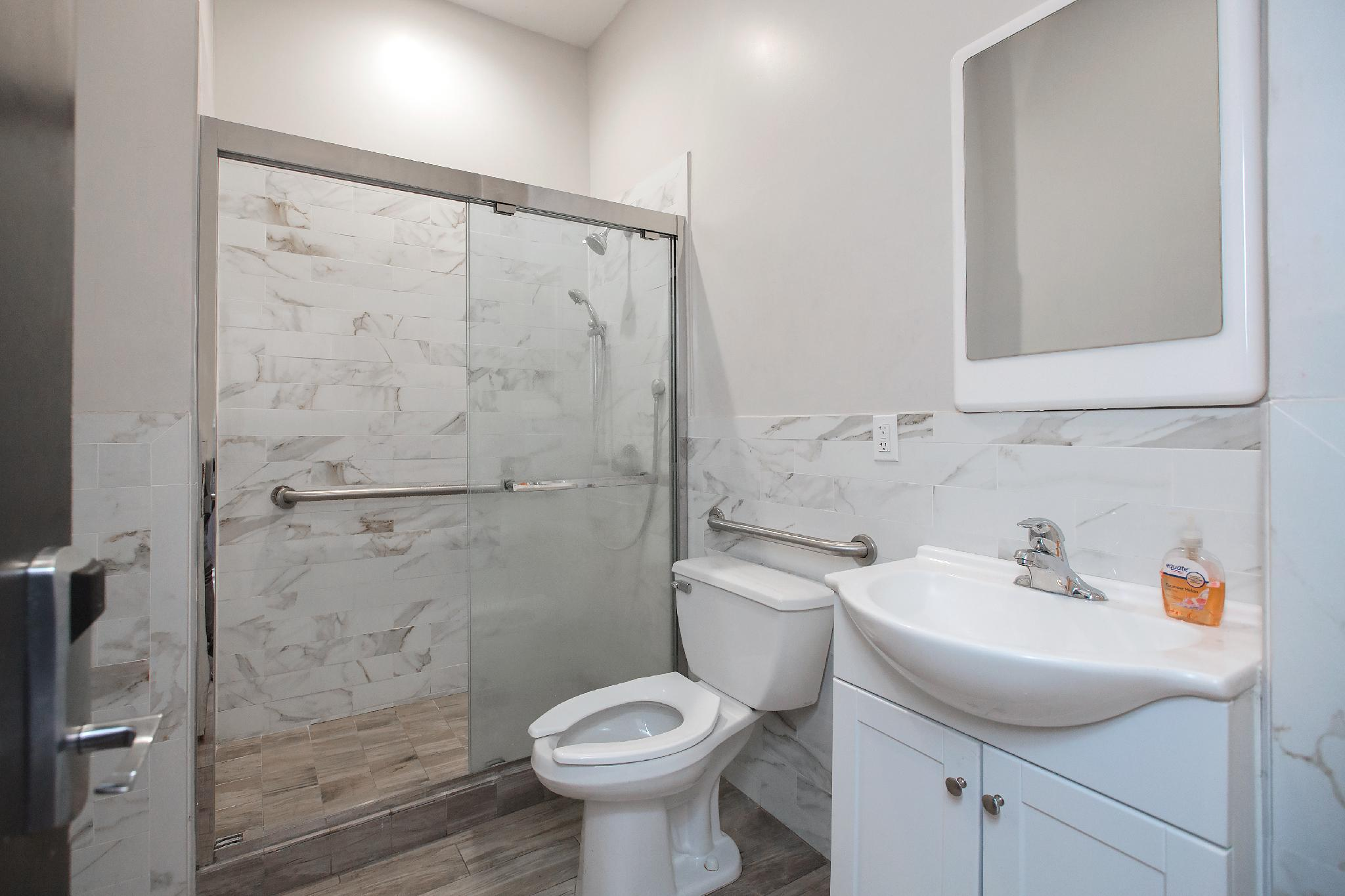 Double with Shared Bathroom