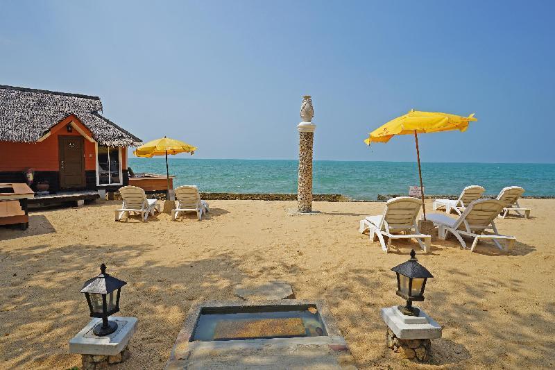Sunset Village Beach Resort In Thailand