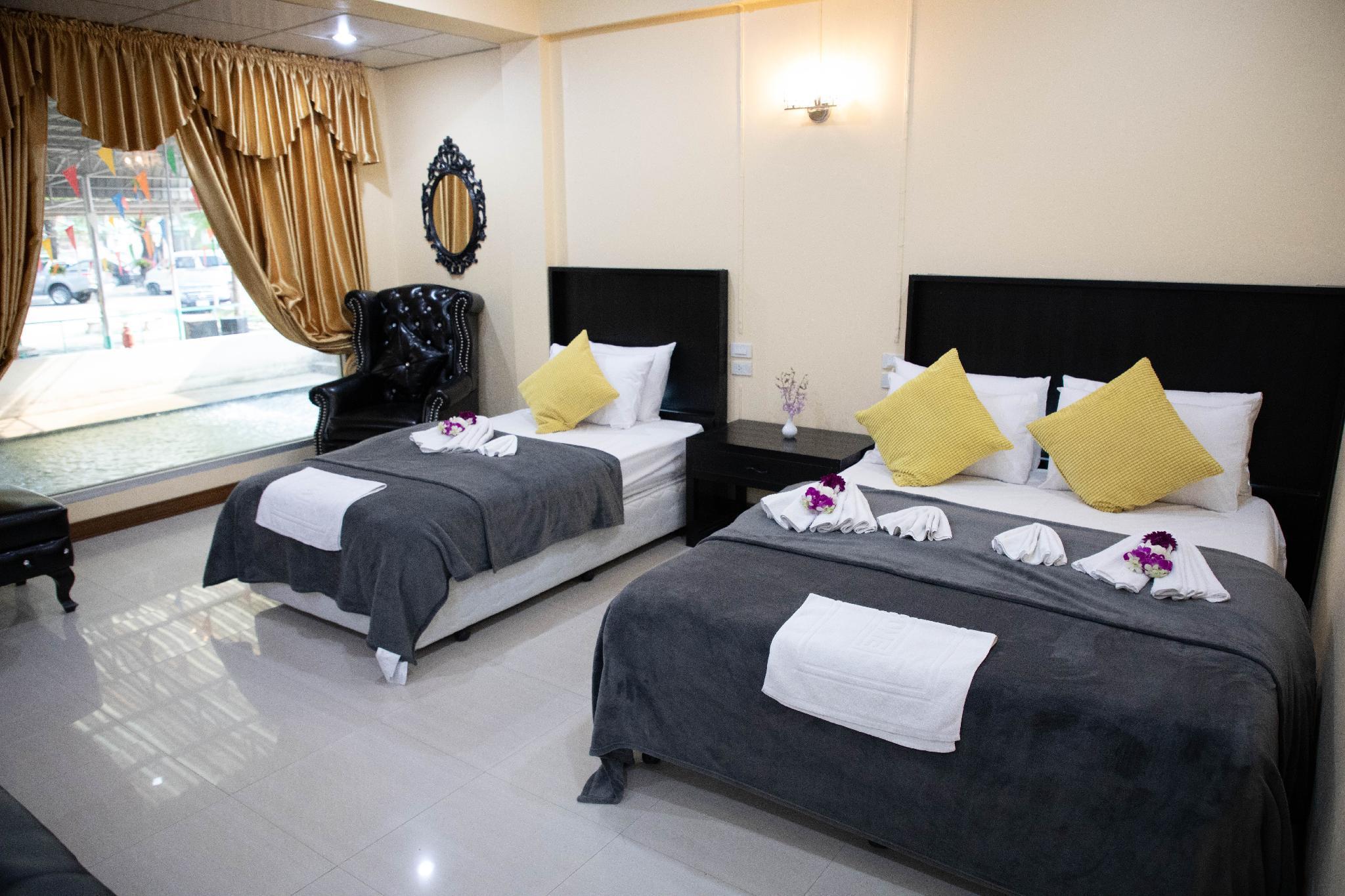 Waterside Boutique Hotel, Bangkok Noi